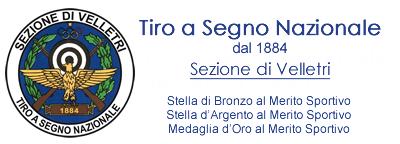 Tiro a Segno Nazionale - Sezione di Velletri.